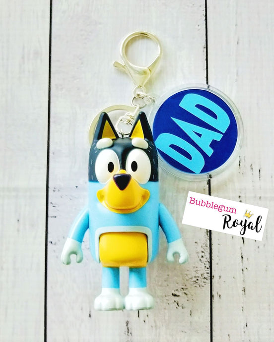 Bandit - Keyrings/Bag Dangles