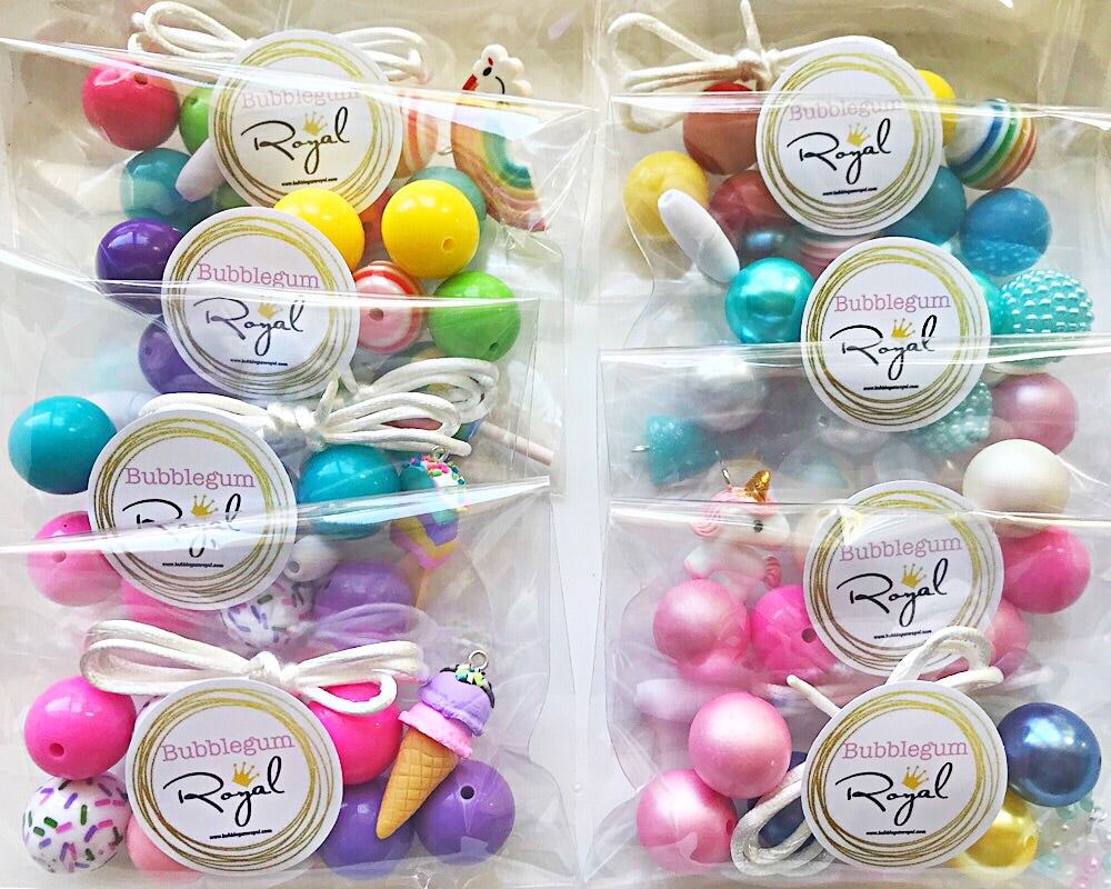 Make Your Own Mini Kits - Party Favours