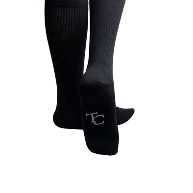 15-20mmHg Compression Socks - Black