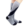 15-20mmHg Travel Clever Compression Socks - Stone