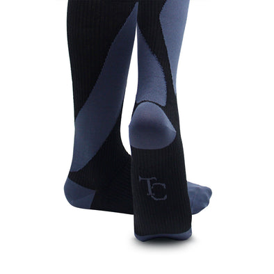 15-20mmHg Compression Socks - Charcoal