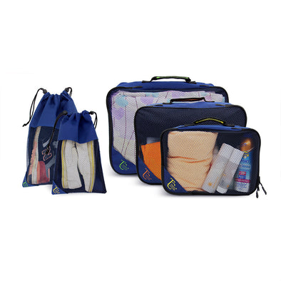 5in1 Luggage Organizer