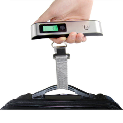Bold Luggage Scale - Black