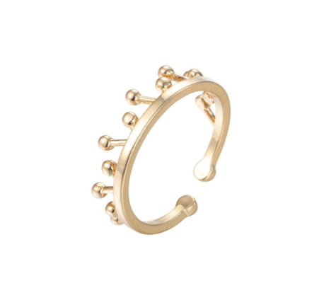 Find trendy new clothes and accessories for women at Duddi. Shop now! Vilja Ring, , Bidou, Bidou