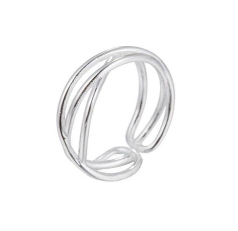 Find trendy new clothes and accessories for women at Duddi. Shop now! Twist Ring, , Bidou, Bidou