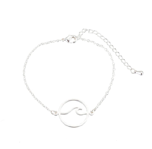 Find trendy new clothes and accessories for women at Duddi. Shop now! Ocean Armbånd, , Bidou, Bidou
