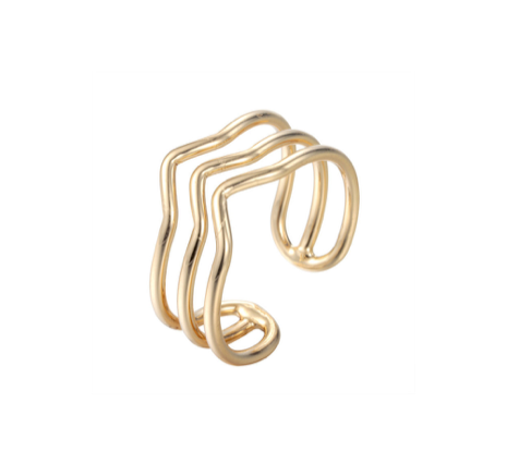 Find trendy new clothes and accessories for women at Duddi. Shop now! Nora Ring, , Bidou, Bidou