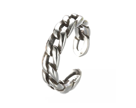 Find trendy new clothes and accessories for women at Duddi. Shop now! Chain Ring, , Bidou, Bidou