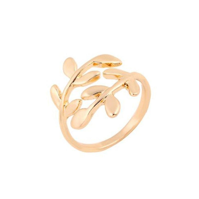 Find trendy new clothes and accessories for women at Duddi. Shop now! Leaf Ring, , Bidou, Bidou