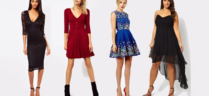 Which dress suits me?