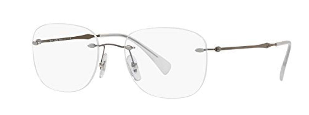 Eyeglasses Ray-Ban Optical RX 8748 1000 GUNMETAL