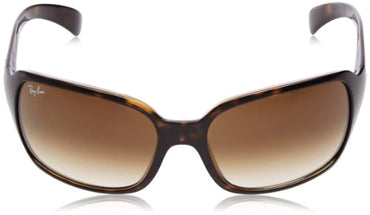 Ray-Ban Women's 4068 Oversized Wrap Sunglasses
