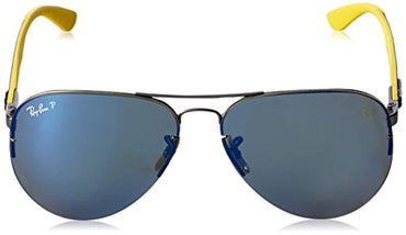 Ray-Ban Men RB3460M 59 Sunglasses 59mm