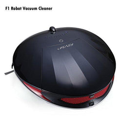 Robotic Vacuum Cleaner - Lifeasy F1 Smart Robot Automatic Floor Cleaner with Self-Charging