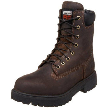 "Timberland Pro Men's Direct Attach 8"" Waterproof Workboot"