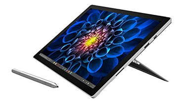 Microsoft Surface Pro 4 256GB i5 Windows 10 Anniversary with Black Type Cover Bundle (8GB RAM, 2.4GHz i5, 12.3 Inch Touchscreen )
