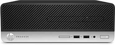 HP ProDesk 400 G4 - Intel i5-7500 3.4 GHz, 8 GB, 256 GB, Windows 10 Pro