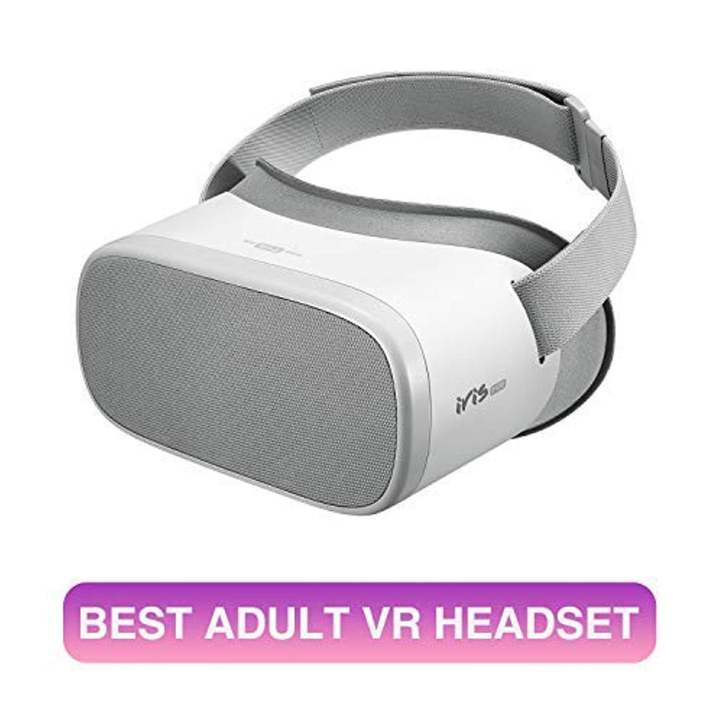 PVR IRIS Standalone VR Headset All-in-One 6K Virtual Reality Headset -The Lightest Best VR Goggles Specially for Adult