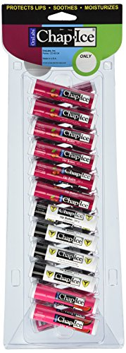 Chap-Ice Assorted Lip Balm (Pack of 24)