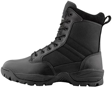 Maelstrom Men's TAC FORCE 8 Inch Military Tactical Work Boot with Zipper