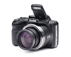"Kodak PIXPRO Astro Zoom AZ361 16 MP Digital Camera with 36X Opitcal Zoom and 3"" LCD Screen (Black)"