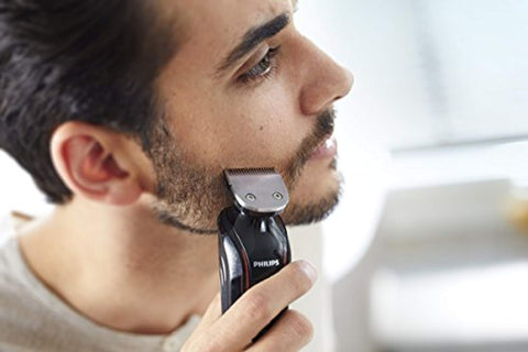 Philips Norelco Multigroom QG3372/41. Beard, Stubble, Hair, Nose & Body Trimmer