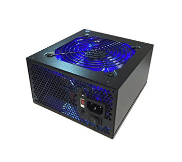 Apevia ATX-BT550W Beast 550W ATX Gaming Power Supply, Supports Dual/Quad Core CPUs
