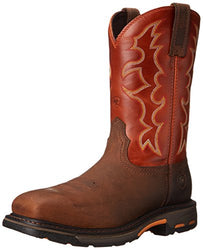 Ariat Men's Workhog Steel Toe Work Boot