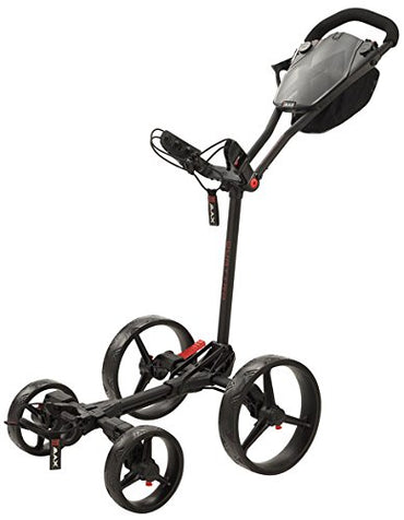 Big Max Golf Blade Quattro 4 Wheel Trolley