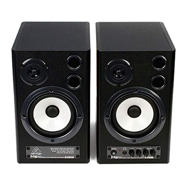 Behringer MS40 24-Bit/192 kHz Digital 40-Watt Stereo Near Field Studio Monitor Speakers