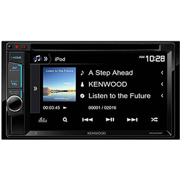 "Kenwood DDX23BT 6.2"" Multimedia DVD Receiver with Bluetooth"