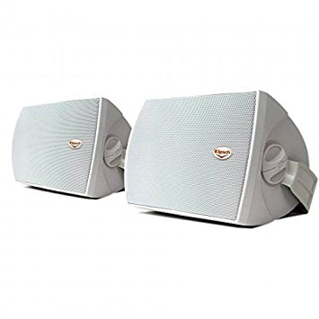 Klipsch AW-650 Indoor/Outdoor Speaker - White (Pair)
