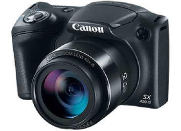 Canon PowerShot SX420 Digital Camera w/ 42x Optical Zoom - Wi-Fi & NFC Enabled