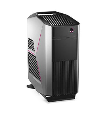 Alienware AUR5-9714SLV Desktop (6th Generation Intel Core i7, 16GB RAM, 256GB SSD + 1TB HDD), Epic Silver