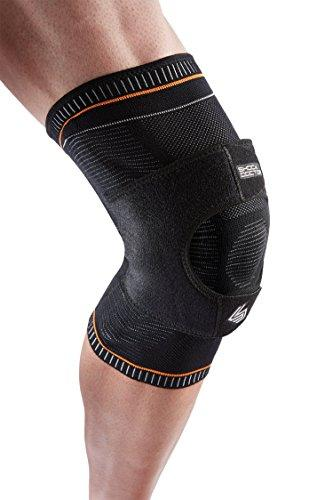 Shock Doctor Ultra Knit Dual Wrap Knee Support W/Stays
