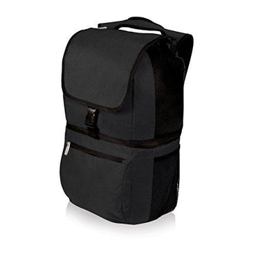 Picnic Time 'Zuma' Insulated Cooler Backpack, Black