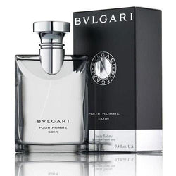 Bvlgari Pour Homme Soir By Bvlgari For Men. Eau De Toilette Spray 100ml