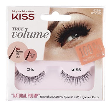 Kiss Products True Volume Lash, Dreamy, 0.03 Pounds