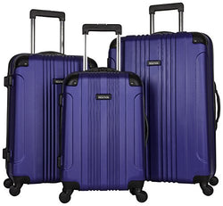 Kenneth Cole Reaction Out of Bounds 3 Piece Luggage Set