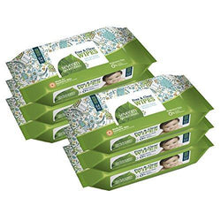 Seventh Generation Thick & Strong Free and Clear Baby Wipes Refill Pack, 384 Count (Packaging May Vary)