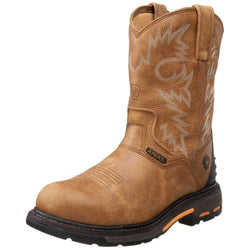 Ariat Men's Workhog Pull-on H2O Composite Toe