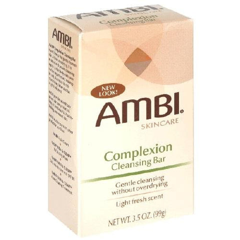 Ambi Complexion Cleansing Bar, 3.5 Ounce