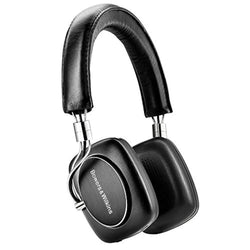 P5 Wireless Bluetooth Headphones by Bowers & Wilkins, Portable HiFi, Black