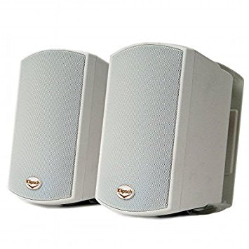 Klipsch AW-400 Indoor/Outdoor Speaker - White (Pair)