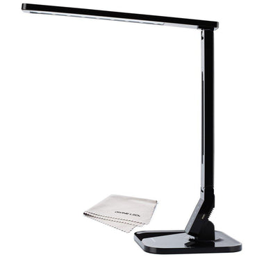 Vont Dimmable LED Desk Lamp, 4 Lighting Modes(Studying, Reading, Relaxing, Sleeping), 5 Level Dimming, 1 Hour Auto Timer, Touch Sensitive Control, Modern