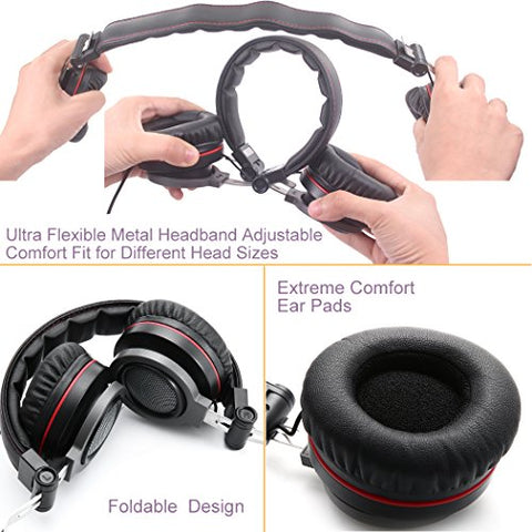Conambo CQ3 Active Noise Cancelling Headphones