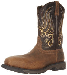 Ariat Men's Workhog Mesteno Wide Square Composite Toe Work Boot