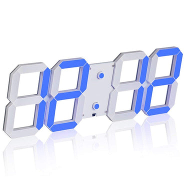 CHKOSDA Remote Control Jumbo Digital Led Wall Clock