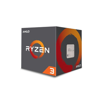 AMD Ryzen 3 1300X Desktop Processor with Wraith Stealth Cooler (YD130XBBAEBOX)