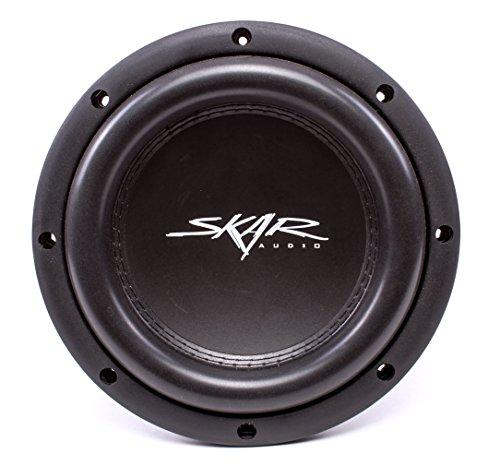 "Skar Audio VVX-8v3 D2 8"" 800W Max Power Dual Voice Coil Subwoofer"